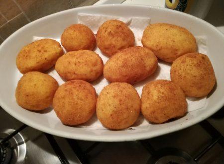 Arancine Siciliane con carne