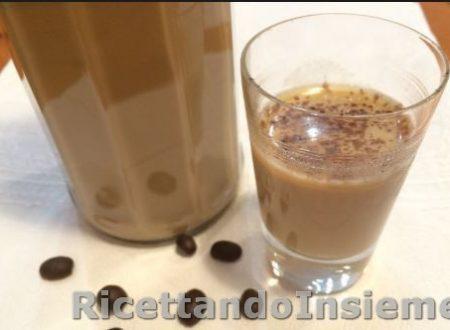 Liquore al caffè cremoso