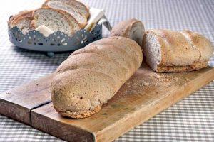 Filone di grano saraceno senza glutine