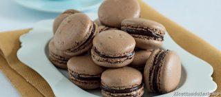 macarons-al-cioccolato