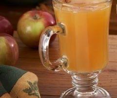 Sidro caldo di mele