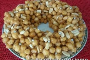 Struffoli (senza uova)